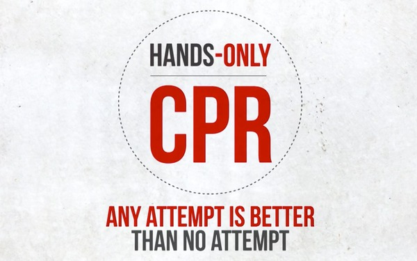 Our CPR video wins a national YouTube competition