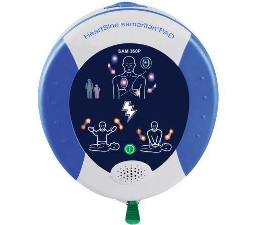HeartSine AED Samaritan PAD 360P Defibrillator