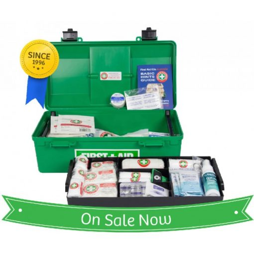 Low Risk Workplace First Aid Kit with Content