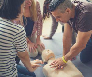 CPR course brisbane