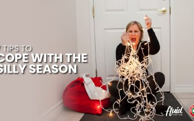 7 tips to cope with the Silly Season