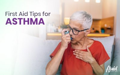 First Aid Tips for Asthma